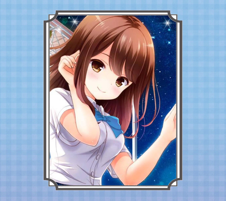 椎名心実Android壁紙