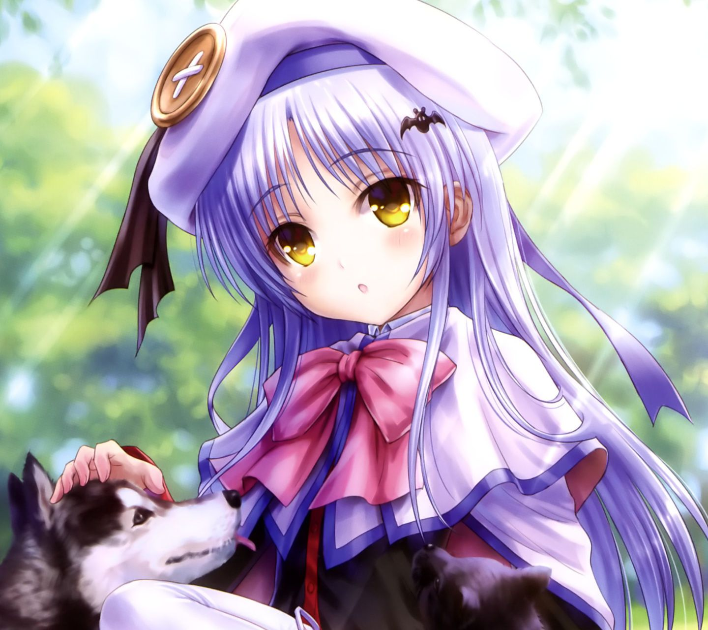 Angel_Beats!_Android壁紙