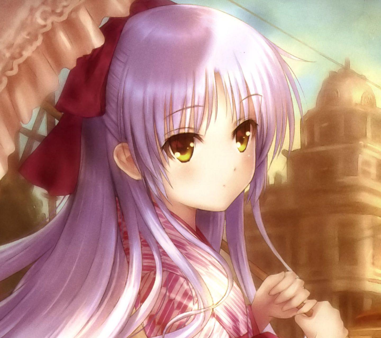 Angel Beats エンジェルビーツ Android壁紙 4 天使 アニメ壁紙