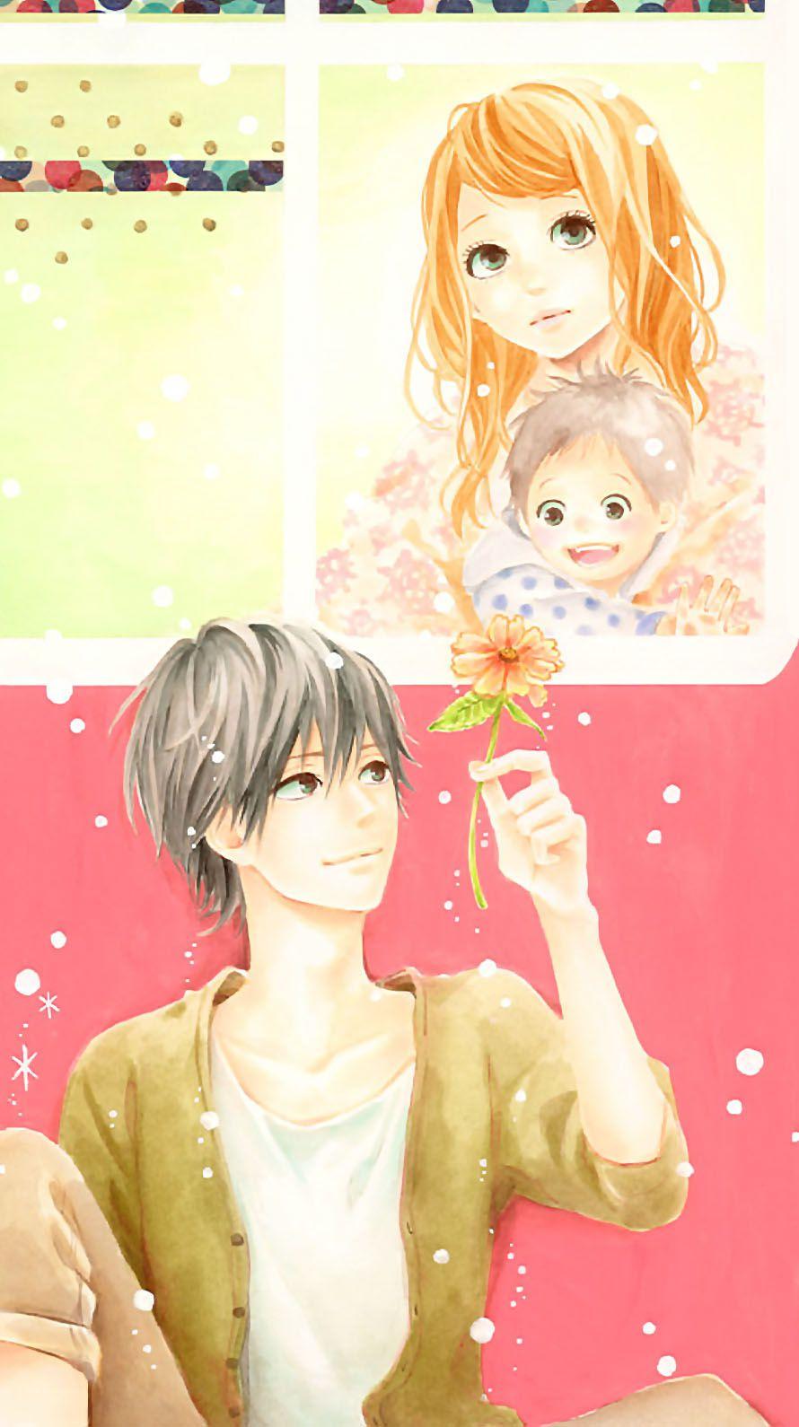 orange(漫画・アニメ)壁紙