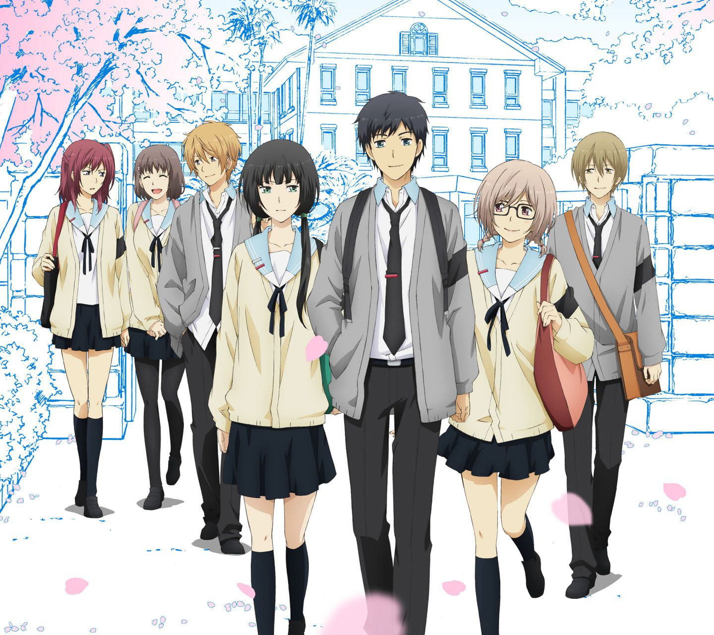 ReLIFE-Android壁紙