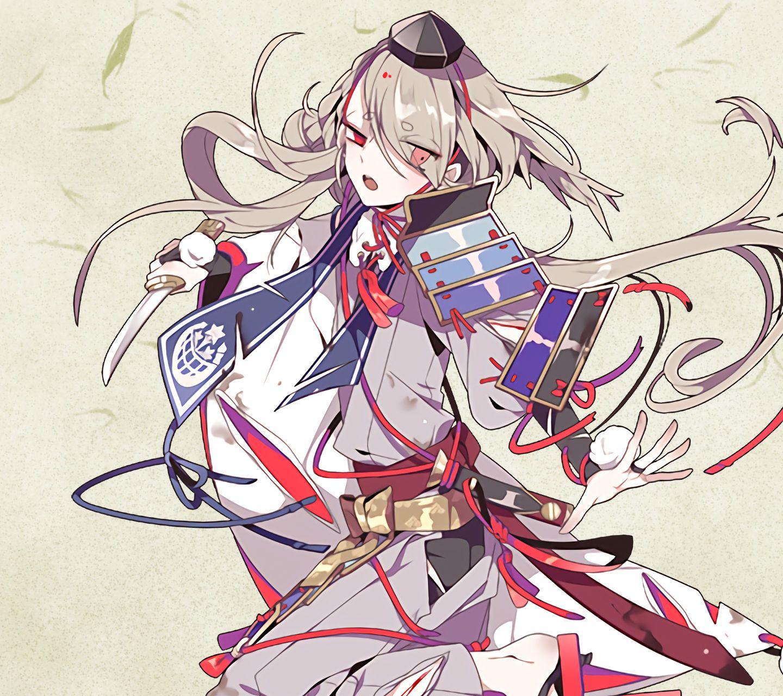 刀剣乱舞-とうらぶ-今剣Android壁紙