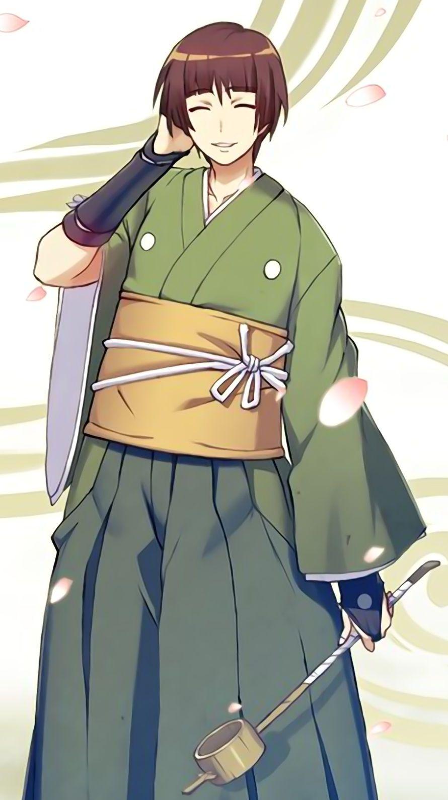 石切丸(刀剣乱舞)