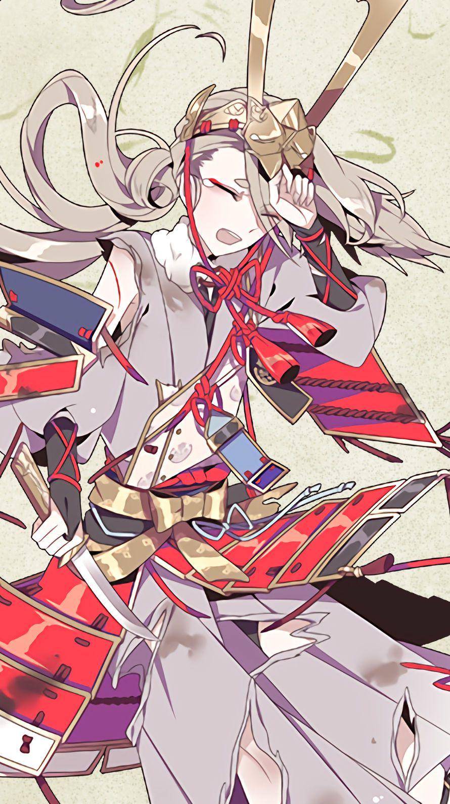 刀剣乱舞-とうらぶ-今剣iPhone壁紙