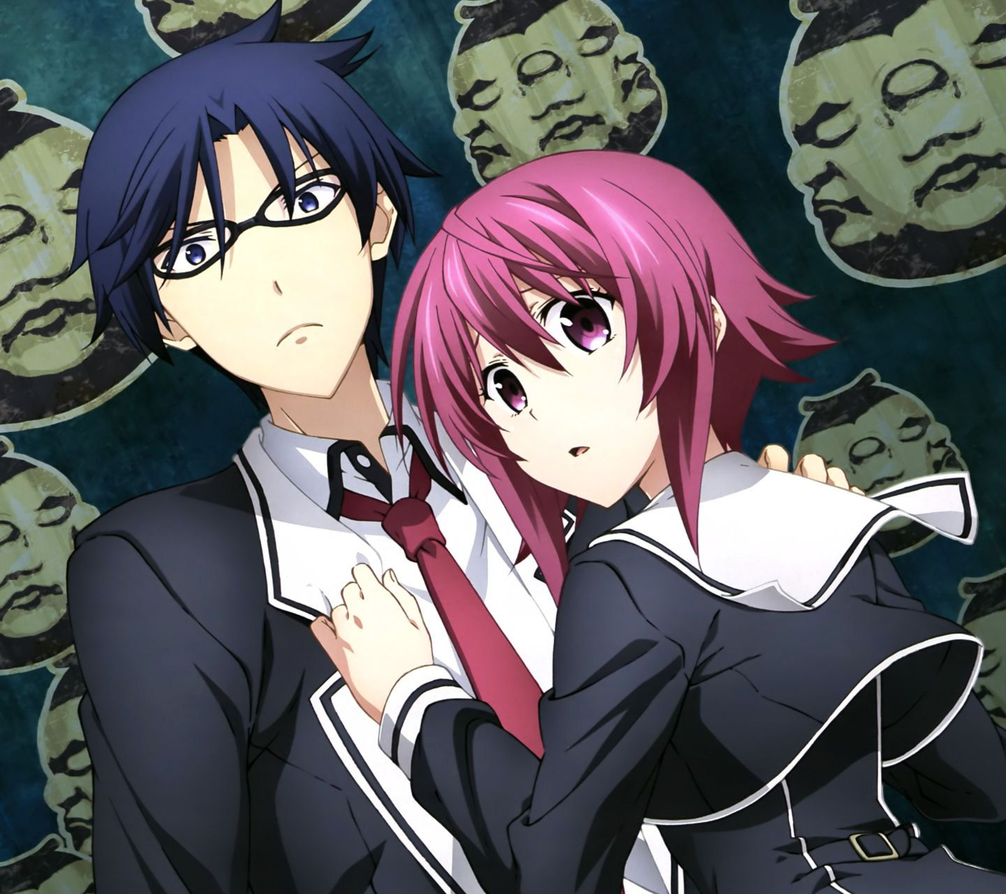 CHAOS;CHILD(カオスチャイルド)Android壁紙