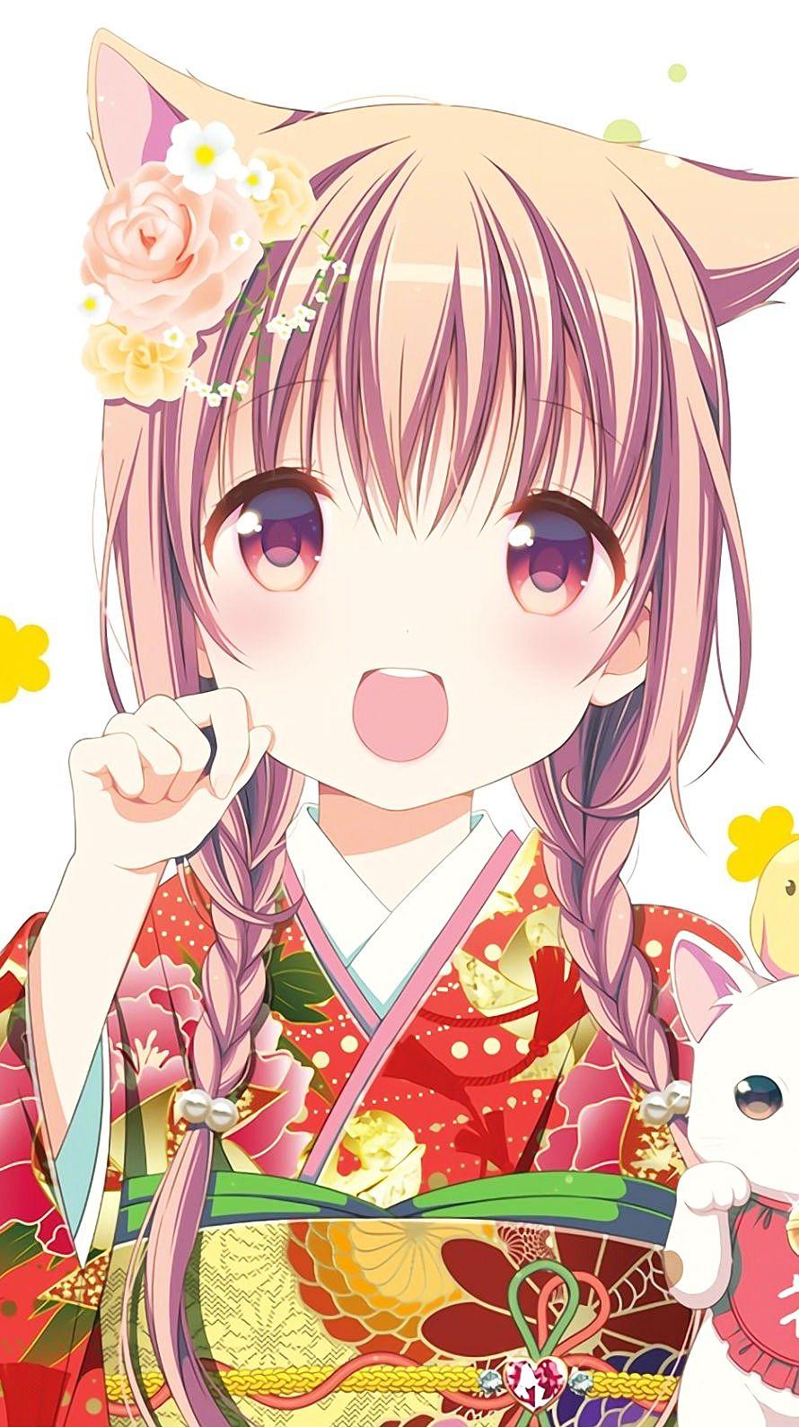 ひなこのーと桜木ひな子iPhone壁紙