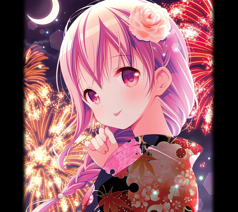 ひなこのーと-桜木ひな子Android壁紙