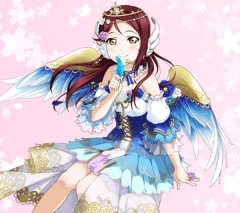 桜内梨子Android壁紙