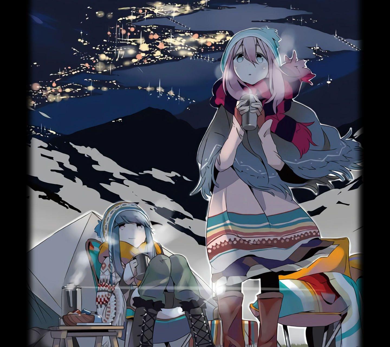 ゆるキャン キャンプ