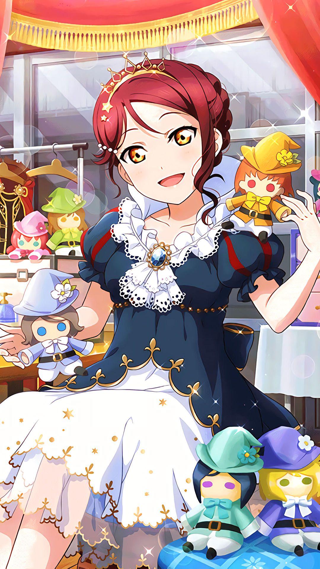 桜内梨子iPhone壁紙,Androidスマホ用画像