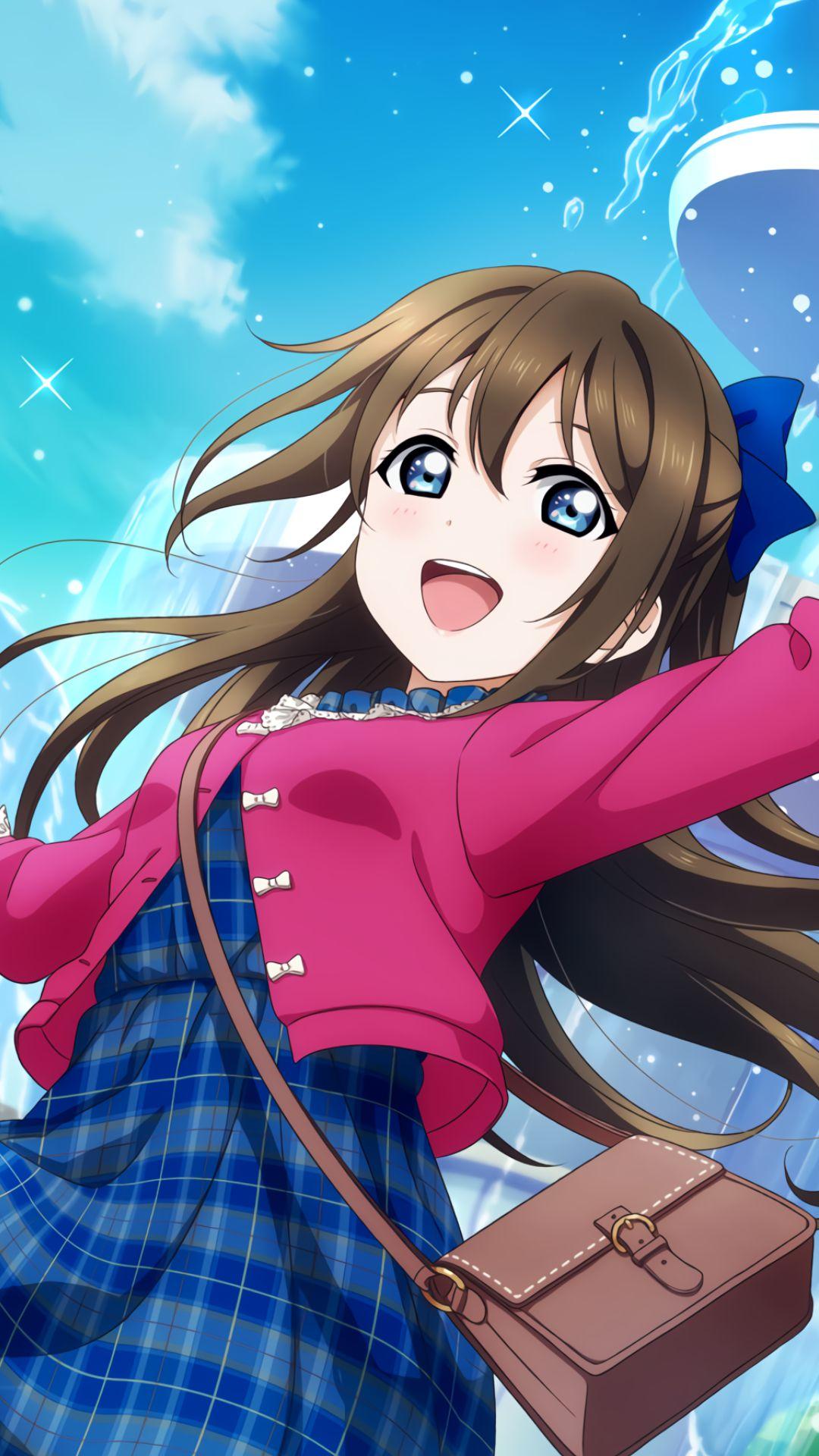ラブライブ虹ヶ咲-桜坂しずくiPhone壁紙,Androidスマホ用画像