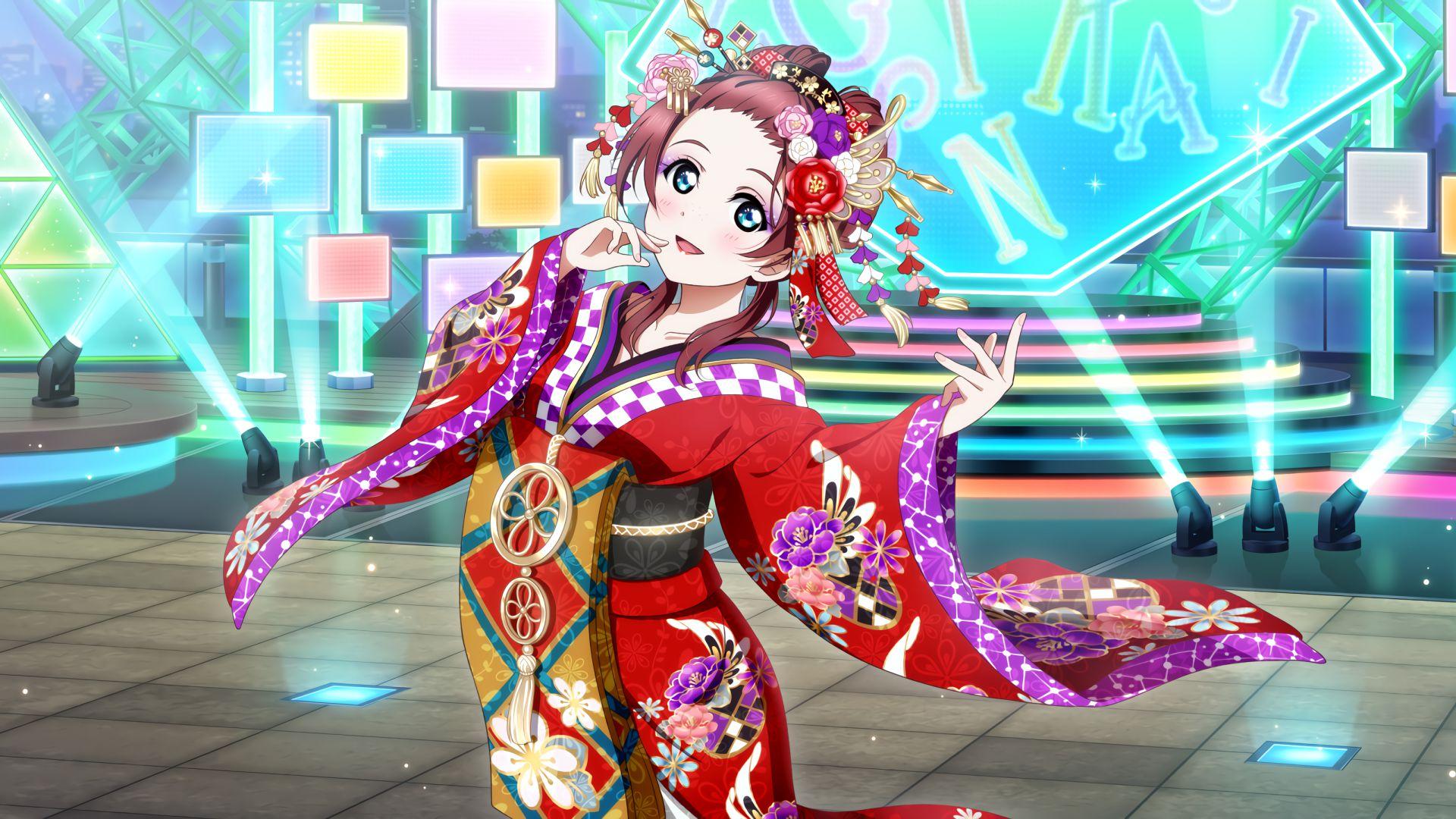 ラブライブ!虹ヶ咲学園スクールアイドル同好会PC壁紙